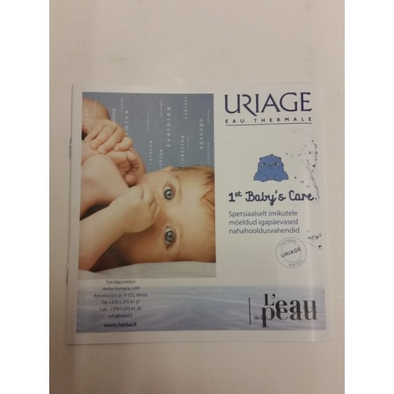 re_u007 - Bukletas Uriage Baby EE