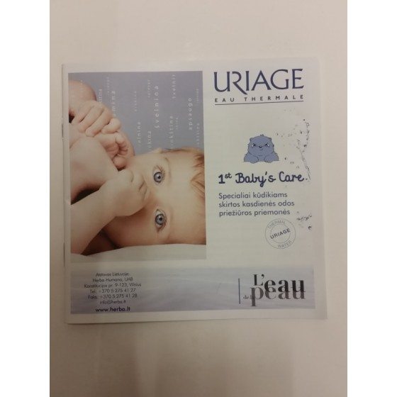 re_u005 - Bukletas Uriage Baby LT