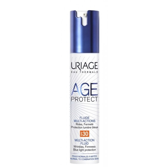 Uriage AGE PROTECT MULTI-ACTION SPF30 emulsija 40ml