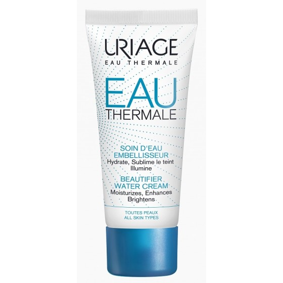 Uriage EAU THERMALE BEAUTIFIER drėkinamasis kremas, 40ml