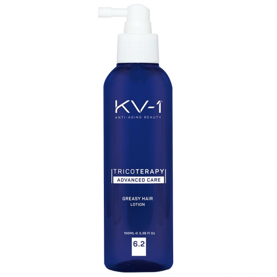 KV-1 stiprinamasis plaukų losjonas GREASY HAIR LOSS 6.2, 100 ml
