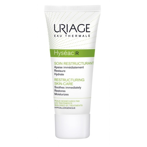 Uriage Hyseac R kremas, 40 ml