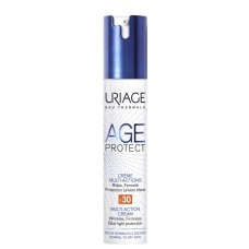 Uriage AGE PROTECT MULTI-ACTION SPF30 veido kremas 40ml