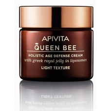 APIVITA veido kremas QUEEN BEE LIGHT, 50ml