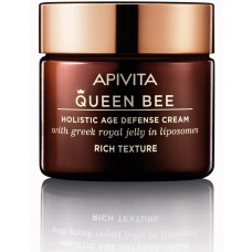 APIVITA veido kremas QUEEN BEE RICH, 50ml