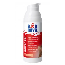 Gelis raumenims su dozatoriumi Axanova Power Gel, 50ml
