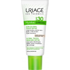 Uriage Hyseac 3-Regul Global SPF30, su atspalviu, 40ml