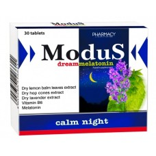 Modus Dream Melatonin tab. N30