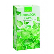 Pipirmėčių lapų arbata (f. Menthae) 1,5g N20 Emili