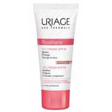 Uriage Roseliane CC SPF30 toninis koreguojamasis kremas, 40ml